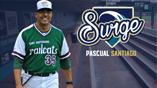 PASCUAL SANTIAGO NAMED NEW SURGE MANAGER