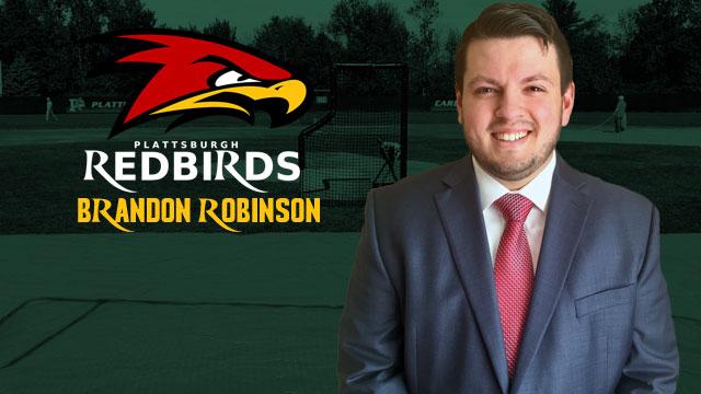 BRANDON ROBINSON NAMED GM OF REDBIRDS