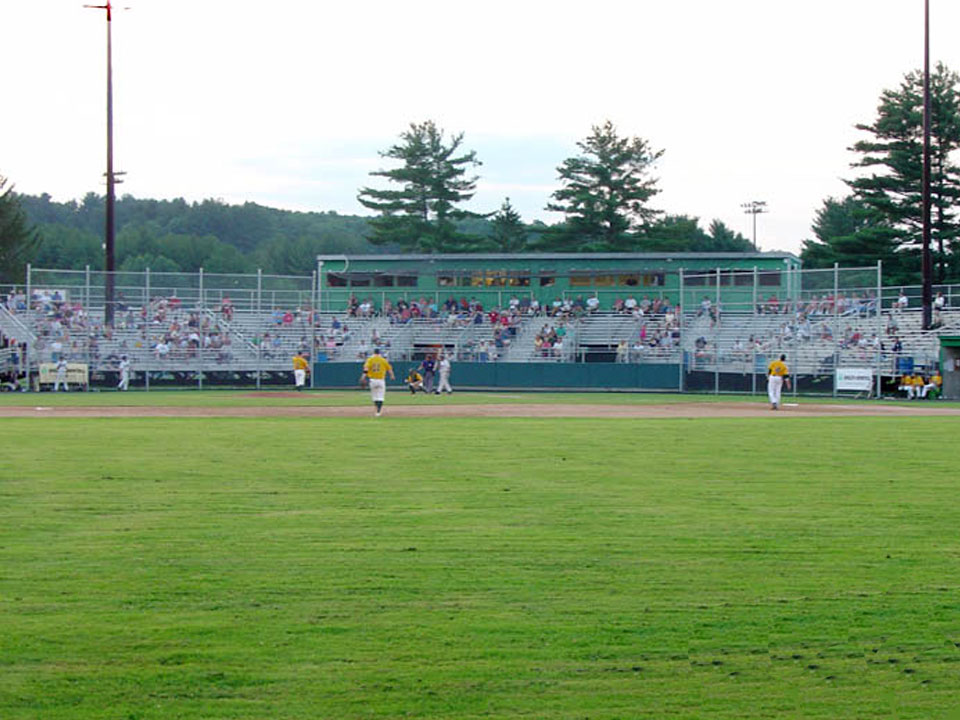 WILD TO PLAY ITS GAMES IN NEW HAMPSHIRE