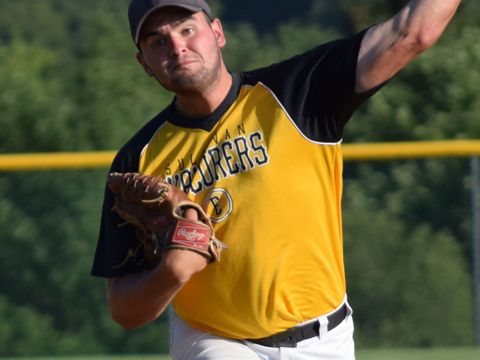 LHP JAMES MULRY SIGNS WITH SCHAUMBERG BOOMERS OF THE FRONTIER LEAGUE
