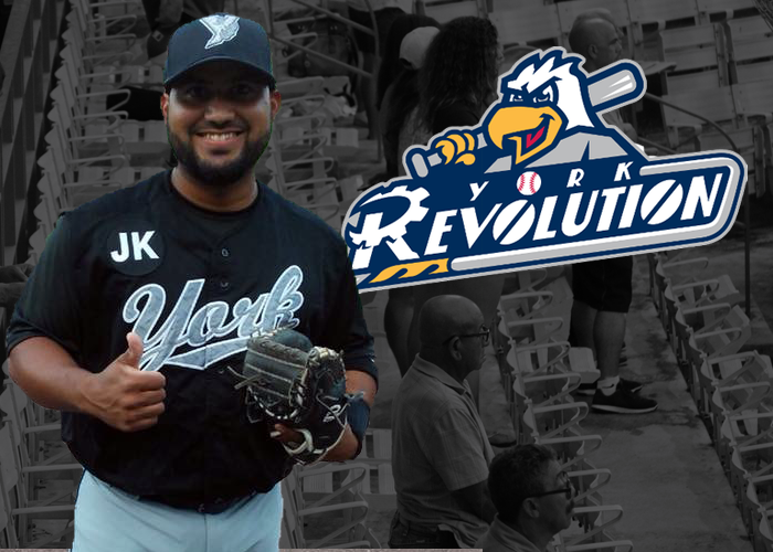 ROGER DIAZ MOVE TO THE YORK REVOLUTION OF THE ATLANTIC LEAGUE