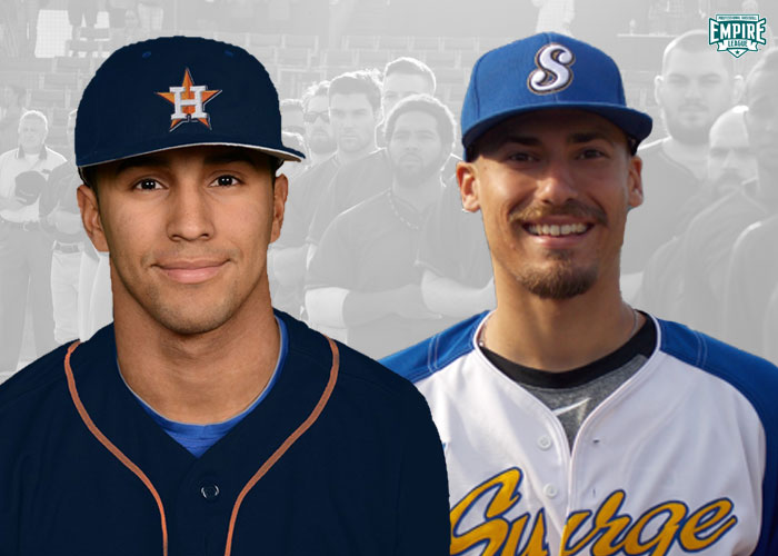 VARGAS, TIERNEY AMONG THE FIRST SELECTED FOR CANAM SERIES