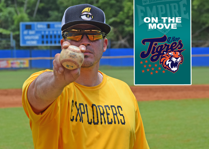 JOEY MOLINA TO CONTINUE COACHING IN MEXICAN BASEBALL LEAGUE